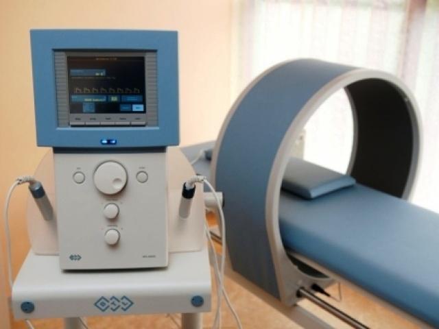 Терапия термоэлектрическим магнитным аппаратом