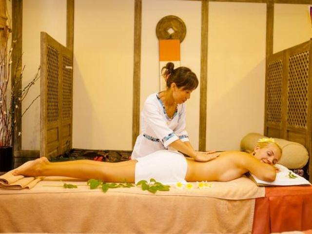 Лечебный массаж (общий)